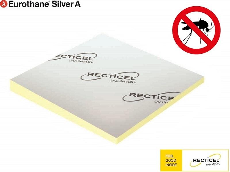 Eurothane® Silver A, panneau support d'étanchéité avec création de pente - Batiweb