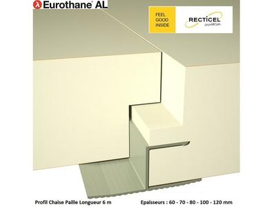 Eurothane® AL, panneau thermique très grand format pour bâtiments agricoles Batiweb