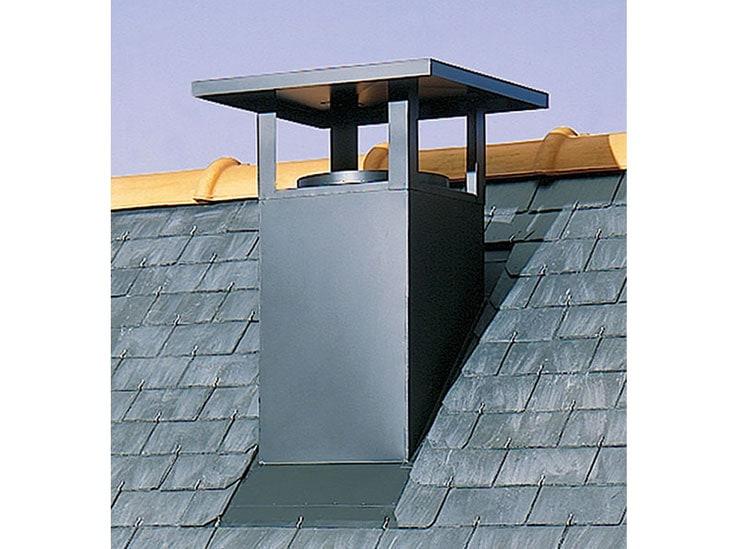 Ventilation - Sortie de toit