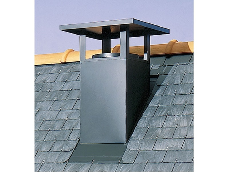 Ventilation - Sortie de toit - Batiweb