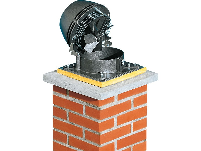 Aspirofan - Ventilateur d'aspiration électrique - Batiweb