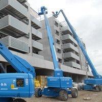 Nacelle à Flèche Télescopique