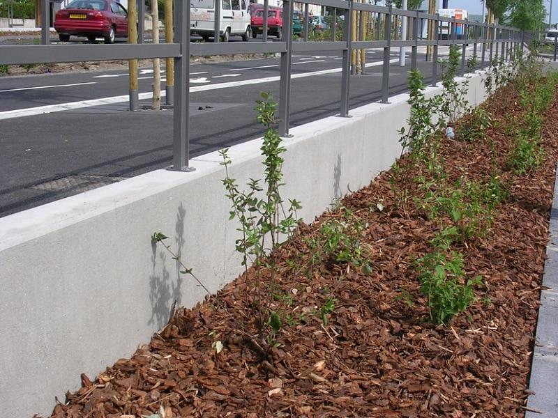 Murs de soutenement séries ECO/ECO+/DECO