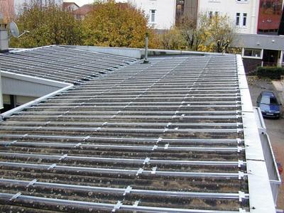 Rénovation toiture fibre ciment - PARAPLAC Batiweb