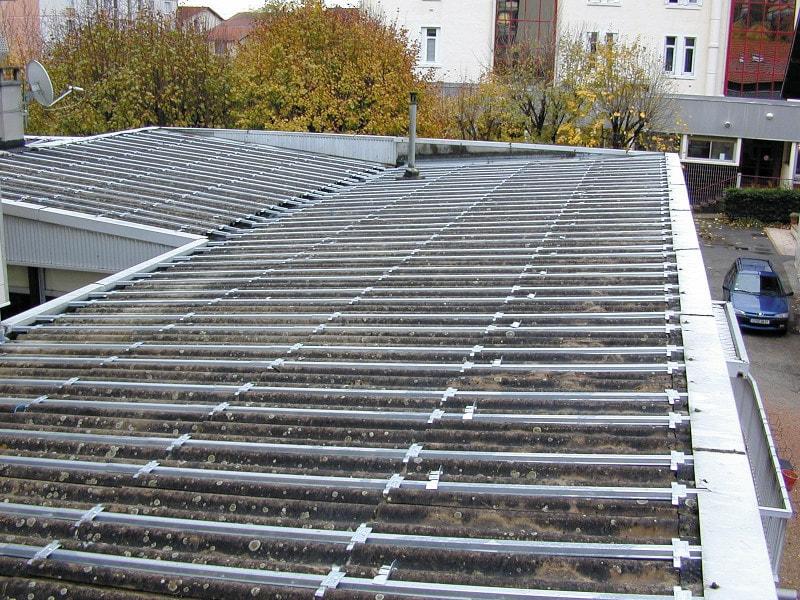 PARAPLAC – Rénovation des toitures en fibres-ciment