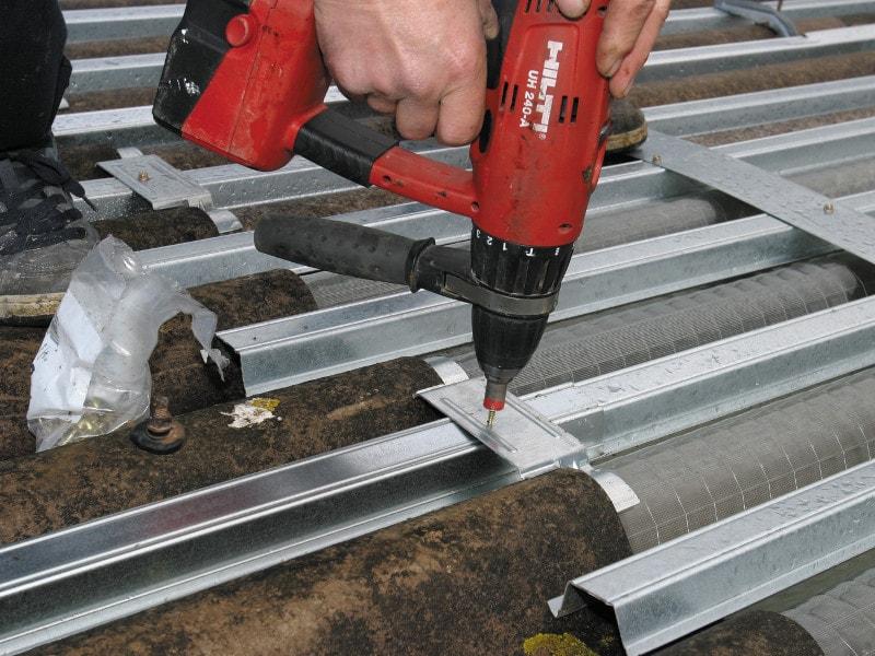 Rénovation toiture fibre ciment - PARAPLAC - Batiweb