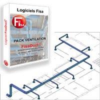 Logiciel FisaDuct pour le calcul des réseaux de ventilation Batiweb