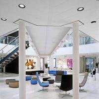 Plafond acoustique Sierra OP Batiweb