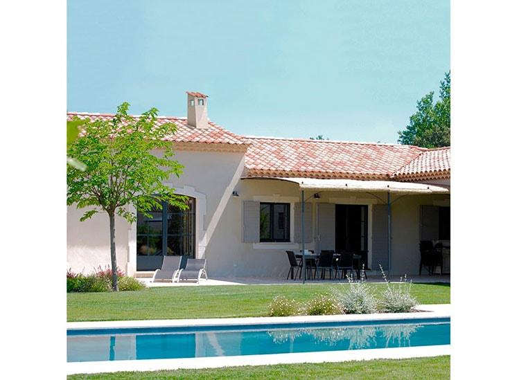 Sortie de toit régionale Provence - Languedoc