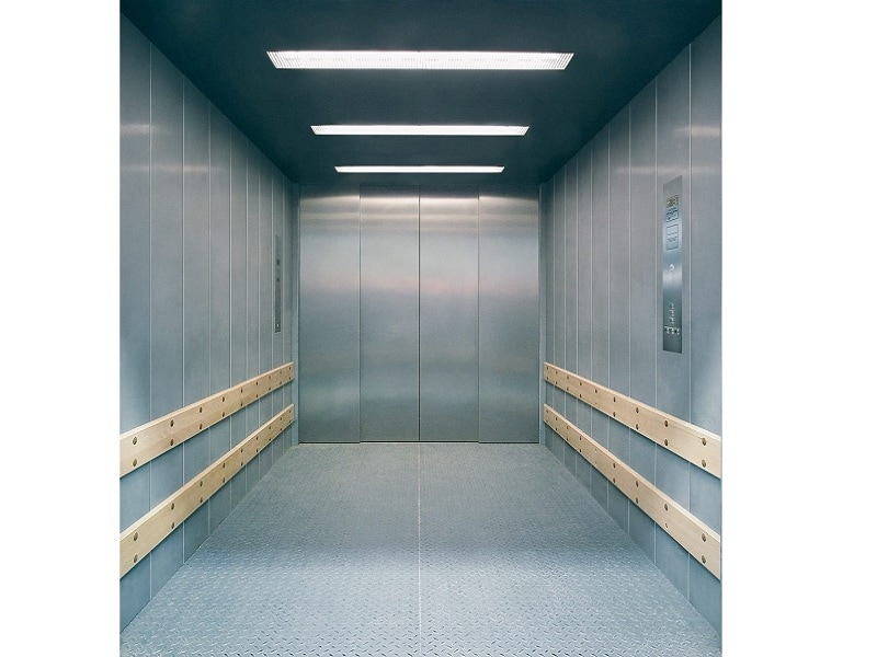 Ascenseur Schindler 2600 - Spacieux et robuste. L'ascenseur du secteur industriel - Batiweb