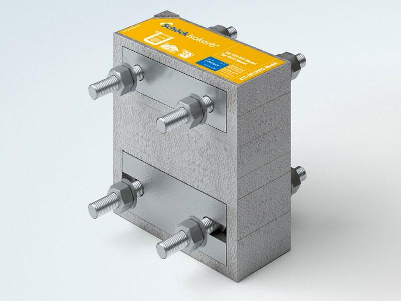 Rupteur de ponts thermiques Schöck Isokorb® KST - Batiweb