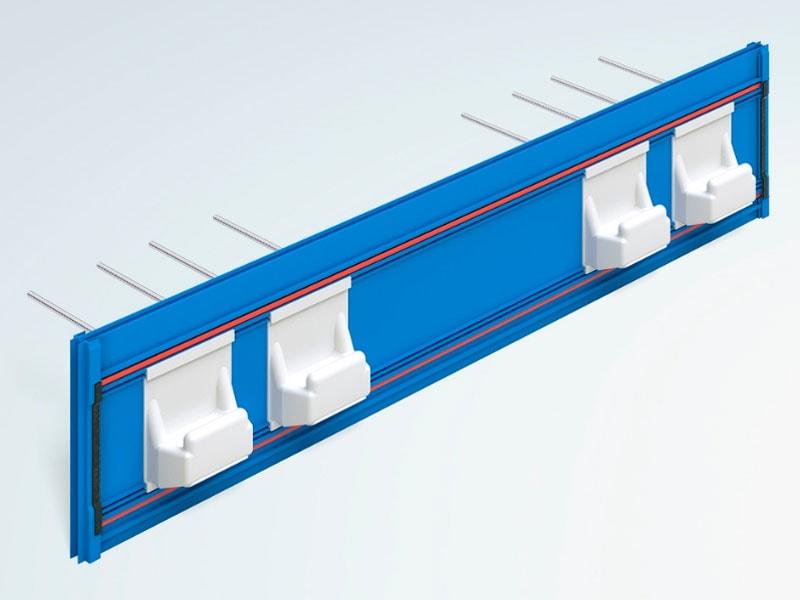 Rupteur acoustique Schöck Tronsole® - Batiweb