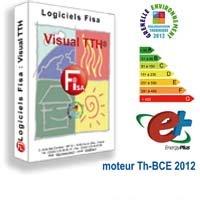 Logiciel de calcul thermique Visual TTH Batiweb