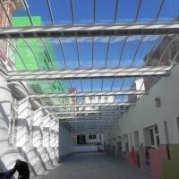 Danpalite, système constructif transparent