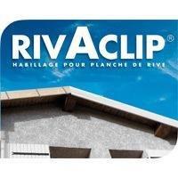 SYSTEME D'HABILLAGE POUR PLANCHES DE RIVES RIVACLIP ® - Batiweb