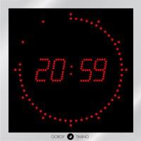 Horloge LEDI®  7.60 nouvelle génération