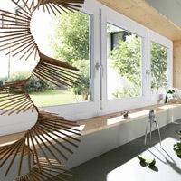 Fenêtre PVC Gamme Cybel