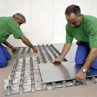 Plancher Technique Modulaire Intercell