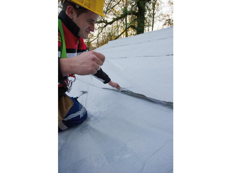 Barrière radiante de sous-toiture - Therm'X ADH+ - Batiweb