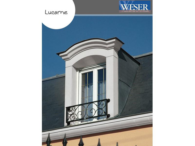 Lucarnes - Batiweb