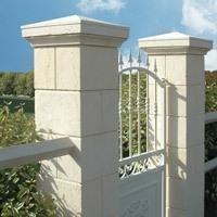 Piliers de clôture