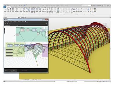 Logiciel de Solution Architecturale Revit® Batiweb