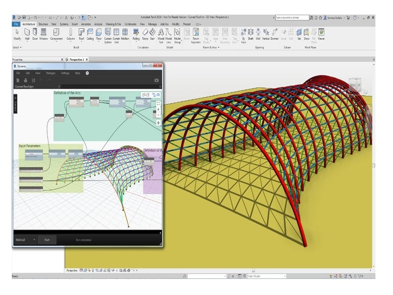 Logiciel de Solution Architecturale Revit® - Batiweb