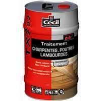 TX 202 - Traitement bois pour charpentes - Batiweb
