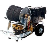 Nettoyeur HP essence 120 bar - 30 l/mn - Batiweb