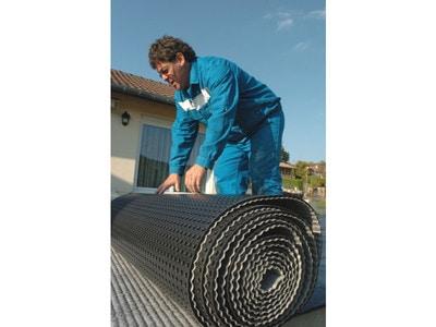 Drainage et insonorisation - DRAINA G10 Batiweb