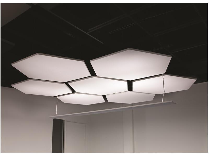 Plafond acoustique Optima canopy - Batiweb