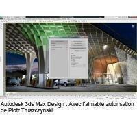 Autodesk 3ds Max Design : logiciel de rendu réaliste Batiweb