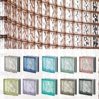 La brique de verre Pegasus Metallizzato