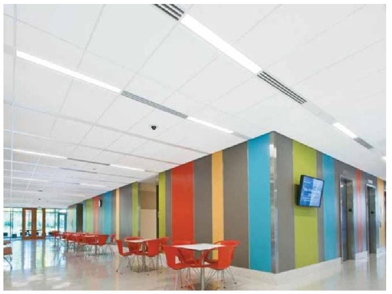 Systèmes de plafond TECHZONE - Batiweb