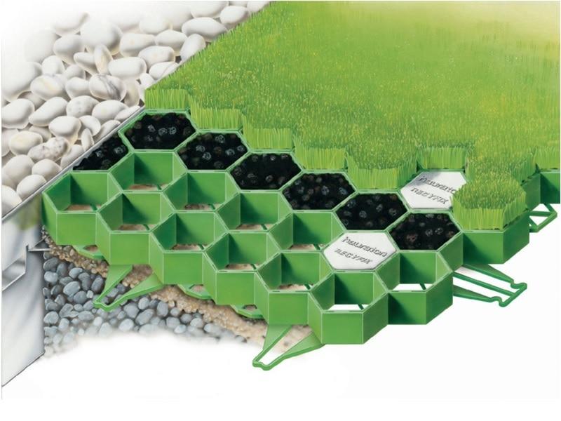 Dalle gazon RECYFIX GREEN STANDARD - Batiweb