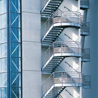 Escaliers métalliques - Batiweb