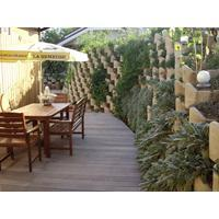 Elément pour murs de soutènement végétalisables ATALUS