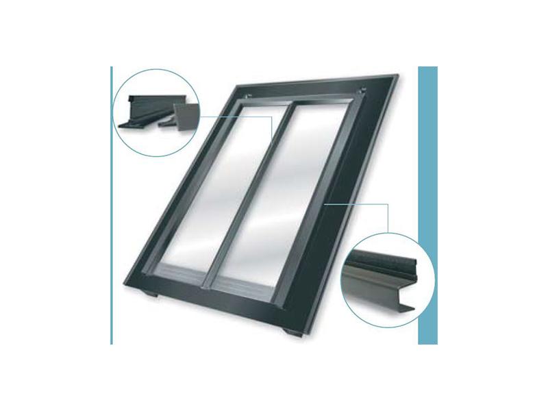 Fenêtre de toit CAST-PMR : Châssis innovant et respectueux du patrimoine - Batiweb