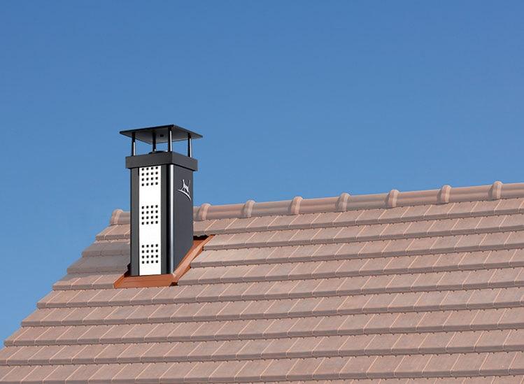 Luminance - Sortie de toit design Batiweb