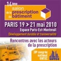 le Salon de la Prescription : 180 exposants à Paris le 20 & 21 mai - Batiweb