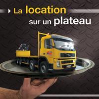 La force GUISNEL Location de camion au service de votre entreprise