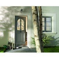 Porte d'entrée Dénia, gamme bois