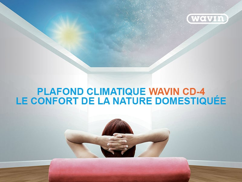 Plafond Climatique Wavin CD-4 - Batiweb