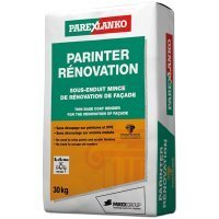 MORTIER PARINTER RENOVATION Batiweb