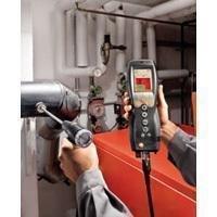 Analyseur de combustion testo 330 LL - garantie 5 ans avec attestation d'entretien intégré Batiweb