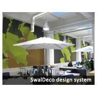 Toile murale acoustique & décorative Batiweb