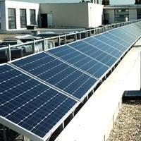 Garde-Corps pour modules photovoltaïques SECURIGARD®
