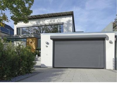 Porte de garage enroulable : le RollMatic Batiweb