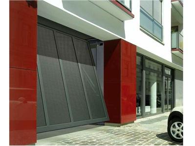 Porte de garage collectif ET 500 Batiweb