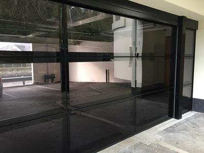 Porte de façade ALR Vitraplan Batiweb